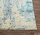 Jaipur Rugs - Hand Knotted Wool and Bamboo Silk Ivory SRB-720 Area Rug Cornershot - RUG1087817