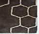 Jaipur Rugs - Hand Tufted Wool Grey and Black TAC-412 Area Rug Cornershot - RUG1000088