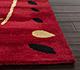 Jaipur Rugs - Hand Tufted Wool Red and Orange TAC-96 Area Rug Cornershot - RUG1018771