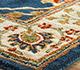 Jaipur Rugs - Hand Tufted Wool Blue TAC-966 Area Rug Cornershot - RUG1018854
