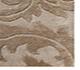 Jaipur Rugs - Hand Tufted Wool and Viscose Ivory TAQ-111 Area Rug Cornershot - RUG1030924