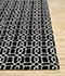 Jaipur Rugs - Hand Tufted Wool and Viscose Beige and Brown TAQ-200 Area Rug Cornershot - RUG1086812