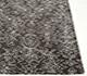 Jaipur Rugs - Hand Tufted Wool and Viscose Grey and Black TAQ-331 Area Rug Cornershot - RUG1055333