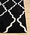 Jaipur Rugs - Hand Tufted Wool and Viscose Beige and Brown TAQ-351 Area Rug Cornershot - RUG1086825