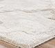 Jaipur Rugs - Hand Tufted Wool and Viscose Grey and Black TAQ-373 Area Rug Cornershot - RUG1060965
