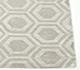 Jaipur Rugs - Hand Tufted Wool and Viscose Grey and Black TAQ-378 Area Rug Cornershot - RUG1060992