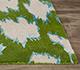 Jaipur Rugs - Hand Tufted Wool and Viscose Green TAQ-6051 Area Rug Cornershot - RUG1060803