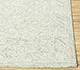 Jaipur Rugs - Hand Tufted Wool Blue TLR-6021 Area Rug Cornershot - RUG1094941