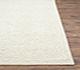 Jaipur Rugs - Hand Tufted Wool Ivory TLT-666 Area Rug Cornershot - RUG1071849