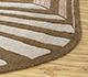 Jaipur Rugs - Hand Tufted Wool and Viscose Ivory TOP-112 Area Rug Cornershot - RUG1098683