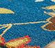 Jaipur Rugs - Hand Tufted Wool Blue TPL-54 Area Rug Cornershot - RUG1032070