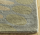 Jaipur Rugs - Hand Tufted Wool Gold TRA-312 Area Rug Cornershot - RUG1099326