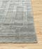 Jaipur Rugs - Hand Tufted Wool and Viscose Grey and Black TRA-352 Area Rug Cornershot - RUG1083370