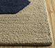 Jaipur Rugs - Hand Tufted Wool and Viscose Multi TRA-485 Area Rug Cornershot - RUG1095929