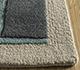 Jaipur Rugs - Hand Tufted Wool Blue TRA-556 Area Rug Cornershot - RUG1095936