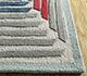 Jaipur Rugs - Hand Tufted Wool and Viscose Ivory TRA-672 Area Rug Cornershot - RUG1095671