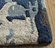 Jaipur Rugs - Hand Tufted Wool Ivory TRA-688 Area Rug Cornershot - RUG1095709