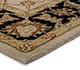 Jaipur Rugs - Hand Tufted Wool Beige and Brown TRC-138 Area Rug Cornershot - RUG1037660