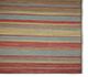Jaipur Rugs - Flat Weave Cotton Green TX-281 Area Rug Cornershot - RUG1033319