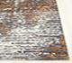 Jaipur Rugs - Hand Knotted Wool and Bamboo Silk Grey and Black USL-155 Area Rug Cornershot - RUG1101117