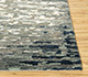 Jaipur Rugs - Hand Knotted Wool and Bamboo Silk Blue USL-155 Area Rug Cornershot - RUG1101131