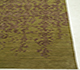 Jaipur Rugs - Hand Knotted Wool and Viscose Green YRH-703 Area Rug Cornershot - RUG1066104