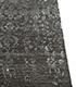 Jaipur Rugs - Hand Knotted Wool and Viscose Grey and Black YRH-703 Area Rug Cornershot - RUG1055755