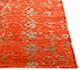 Jaipur Rugs - Hand Knotted Wool and Viscose Red and Orange YRH-703 Area Rug Cornershot - RUG1066022