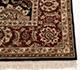 Jaipur Rugs - Hand Knotted Wool Red and Orange JC-102 Area Rug Cornershot - RUG1042707