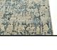 Jaipur Rugs - Hand Knotted Wool and Bamboo Silk Blue ESK-408 Area Rug Cornershot - RUG1063728