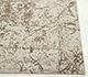 Jaipur Rugs - Hand Knotted Wool and Bamboo Silk Ivory ESK-411 Area Rug Cornershot - RUG1068966