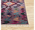 Jaipur Rugs - Hand Knotted Wool Pink and Purple LE-38 Area Rug Cornershot - RUG1083949