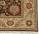 Jaipur Rugs - Hand Knotted Wool Beige and Brown OM-01 Area Rug Cornershot - RUG1044514