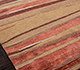 Jaipur Rugs - Hand Knotted Wool and Viscose Red and Orange AAA-11 Area Rug Floorshot - RUG1028027