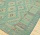 Jaipur Rugs - Flat Weaves Wool Green AFDW-03 Area Rug Floorshot - RUG1091042
