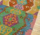 Jaipur Rugs - Flat Weave Wool Multi AFDW-236 Area Rug Floorshot - RUG1090794