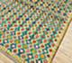 Jaipur Rugs - Hand Knotted Wool Multi AFKW-118 Area Rug Floorshot - RUG1090767