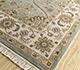 Jaipur Rugs - Hand Knotted Wool Blue BT-101 Area Rug Floorshot - RUG1024394