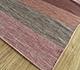 Jaipur Rugs - Flat Weave Wool Pink and Purple CX-2353 Area Rug Floorshot - RUG1099304