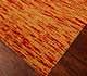 Jaipur Rugs - Flat Weave Wool Red and Orange CX-2357 Area Rug Floorshot - RUG1053854
