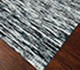 Jaipur Rugs - Flat Weave Wool Grey and Black CX-2357 Area Rug Floorshot - RUG1053858