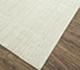 Jaipur Rugs - Hand Loom Wool and Lurex Grey and Black CX-2436 Area Rug Floorshot - RUG1077777