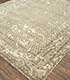 Jaipur Rugs - Hand Knotted Wool and Silk Ivory CX-2495 Area Rug Floorshot - RUG1071976