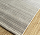 Jaipur Rugs - Hand Loom Wool and Viscose Grey and Black CX-2515 Area Rug Floorshot - RUG1077785