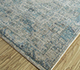 Jaipur Rugs - Hand Knotted Wool and Silk Grey and Black CX-2670 Area Rug Floorshot - RUG1088450