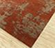 Jaipur Rugs - Hand Knotted Wool Beige and Brown CX-2701 Area Rug Floorshot - RUG1081600