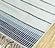 Jaipur Rugs - Flat Weave Wool Ivory CX-2990 Area Rug Floorshot - RUG1094614