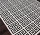 Jaipur Rugs - Flat Weave Wool Ivory DW-113 Area Rug Floorshot - RUG1101335