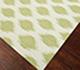 Jaipur Rugs - Flat Weave Wool Ivory DW-57 Area Rug Floorshot - RUG1062007
