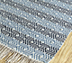Jaipur Rugs - Flat Weave Wool Ivory DWRM-01 Area Rug Floorshot - RUG1095539